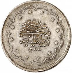 Munt > 10kurus, 1839 - Ottomaanse Rijk  - reverse