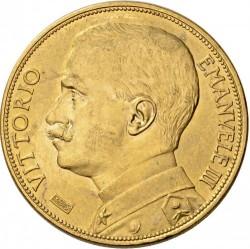 العملة > 100ليرة, 1910-1912 - إيطاليا  - obverse