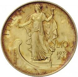Moneda > 100liras, 1931-1933 - Italia  - reverse