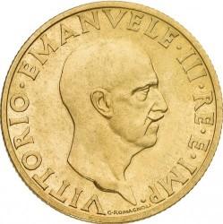 Moneta > 100lirų, 1936 - Italija  - obverse