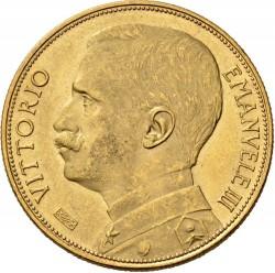 Moneta > 50lirów, 1910-1912 - Włochy  - obverse