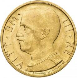 العملة > 50ليرة, 1931-1933 - إيطاليا  - obverse