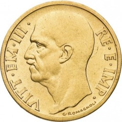 Moneda > 50liras, 1936 - Italia  - obverse
