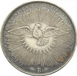 Монета > 1скудо, 1830 - Папська область  (Герб на аверсі) - reverse