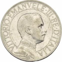 العملة > 2ليرة, 1908-1912 - إيطاليا  - obverse