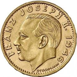 Νόμισμα > 20Φράγκα, 1946 - Λίχτενσταϊν  - obverse