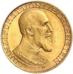 Монета > 10франків, 1930 - Ліхтенштейн  - obverse