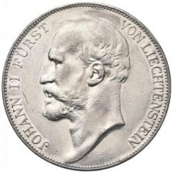 العملة > ٥فرنك, 1924 - ليختنشتاين  - obverse