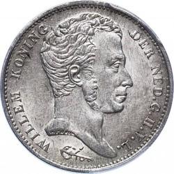 Monedă > 1gulden, 1818-1837 - Regatul Țărilor de Jos  - obverse