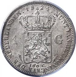 Monedă > 1gulden, 1818-1837 - Regatul Țărilor de Jos  - reverse