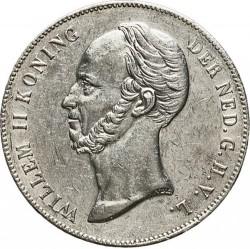Münze > 2½Gulden, 1841-1849 - Niederlande  - obverse