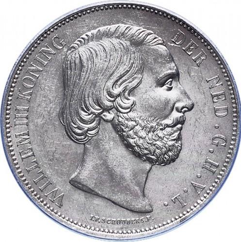 2½ Gulden 1849 1874 Niederlande Münzen Wert Ucoinnet