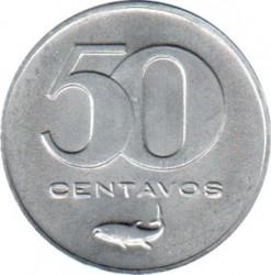 Монета > 50сентаво, 1977-1980 - Кабо-Верде  - reverse