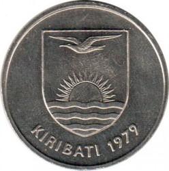 Moneta > 20centów, 1979 - Kiribati  - reverse