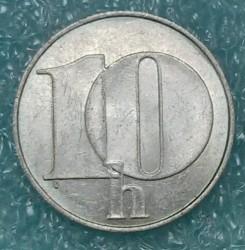 Кованица > 10хелера, 1991-1992 - Чехословачка  - reverse