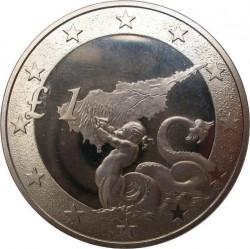 Монета > 1фунт, 2004 - Кипр  (Вступление Кипра в ЕС) - obverse