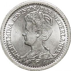 Munt > ½gulden, 1910-1919 - Nederland  - obverse