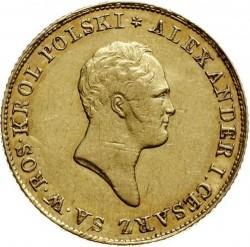 Монета > 50злотых, 1817-1819 - Польша  - obverse