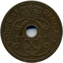 Münze > 5Öre, 1941 - Färöer Inseln  - obverse