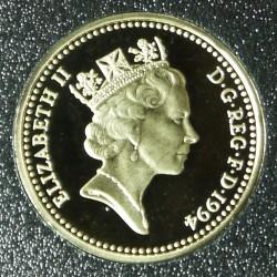 Moneta > 1svaras, 1994 - Jungtinė Karalystė  - obverse
