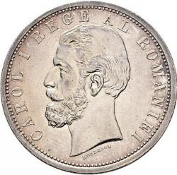 錢幣 > 5列伊, 1901 - 羅馬尼亞  - obverse