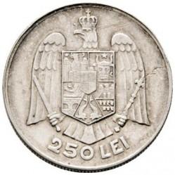 Munt > 250lei, 1935 - Roemenië  - reverse