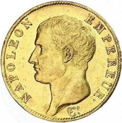 מטבע > 40פרנק, 1804-1805 - צרפת  - obverse