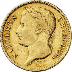 Pièce > 40francs, 1809-1813 - France  - obverse