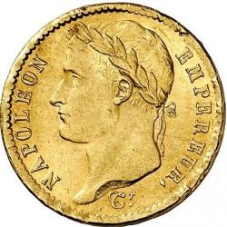 Münze > 20Franken, 1807-1808 - Frankreich  - obverse