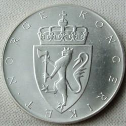 Монета > 10крон, 1964 - Норвегия  (150 лет Конституции) - obverse