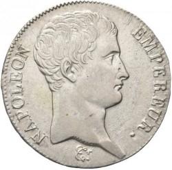 Moneta > 5franchi, 1806-1807 - Francia  - obverse