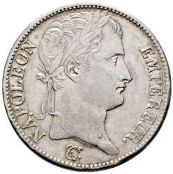 Pièce > 5francs, 1807-1808 - France  - obverse