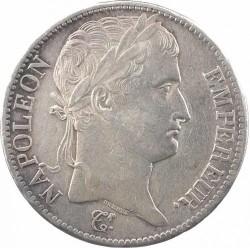 מטבע > 5פרנק, 1809-1814 - צרפת  - obverse