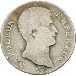 Mynt > 1franc, 1803-1805 - Frankrike  - obverse