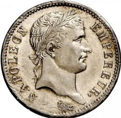 Münze > 1Franken, 1807-1808 - Frankreich  - obverse