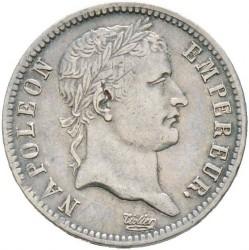 Mynt > 1franc, 1809-1814 - Frankrike  - obverse