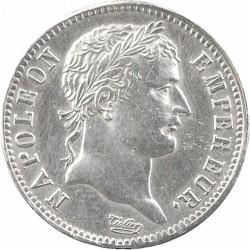 Münze > 1Franken, 1809-1814 - Frankreich  - obverse