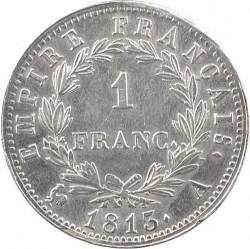 Münze > 1Franken, 1809-1814 - Frankreich  - reverse