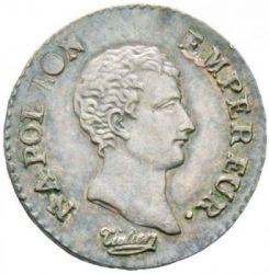 Mynt > ¼franc, 1803-1805 - Frankrike  - obverse