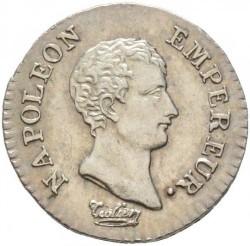 Münze > ¼Franken, 1806-1807 - Frankreich  - obverse