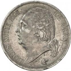 Moneta > 2franki, 1816-1824 - Francja  - obverse