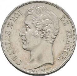 מטבע > 2פרנק, 1825-1830 - צרפת  - obverse