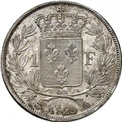 العملة > ١فرنك, 1825-1830 - فرنسا  - reverse