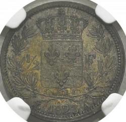 Moneta > ½franco, 1816-1824 - Francia  - reverse