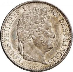 العملة > 50سنتيم, 1845-1848 - فرنسا  - obverse