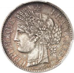 Монета > 2франка, 1849-1851 - Франция  - obverse