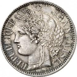 Moneta > 2franchi, 1849-1851 - Francia  - obverse