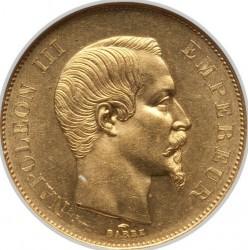 Moneta > 50franków, 1855-1859 - Francja  - obverse
