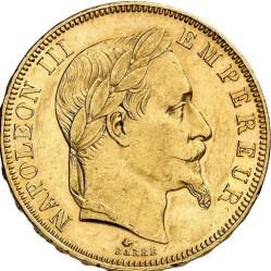 Moneta > 50franków, 1862-1868 - Francja  - obverse