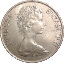 Moeda > 5dólares, 1983 - Bermudas  - obverse
